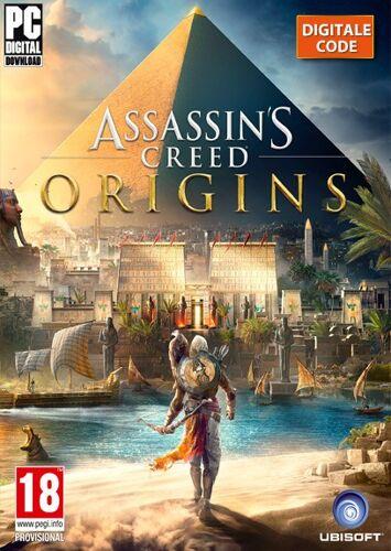 Ubisoft Assassins Creed: Origins...