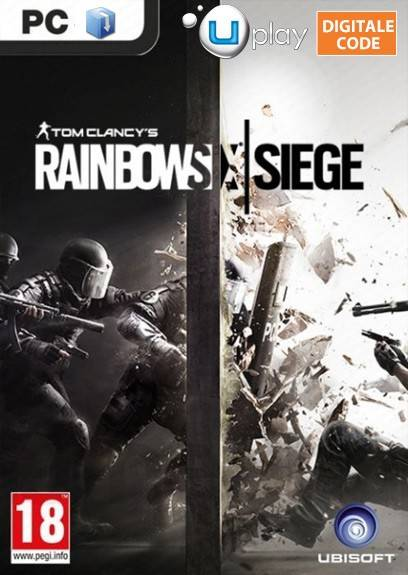 Ubisoft Rainbow Six Siege PC Upl...