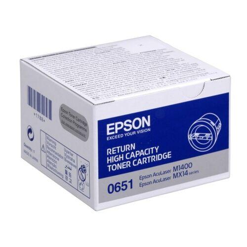 Epson - C13S050651 - Toner zwart LEVERING OP AANVRAAG
