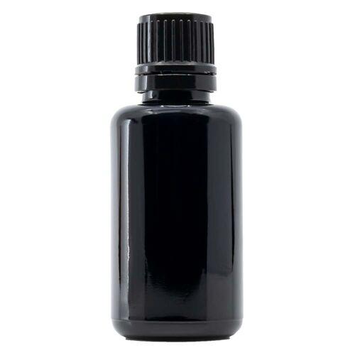 Druppelflesje (Violet glas)