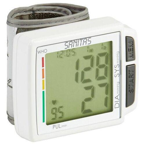 Sanitas bloeddrukmeter SBC 41  - 26.99 - wit