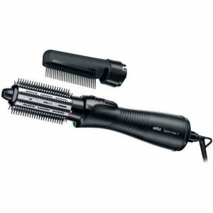 Braun haardroger/-straightener/-styler Satin Hair 7 AS 720 Big Brush and Comb  - 46.78 - zwart