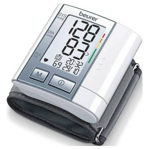 BEURER »BC 40« pols-bloeddrukmeter  - 22.99 - wit
