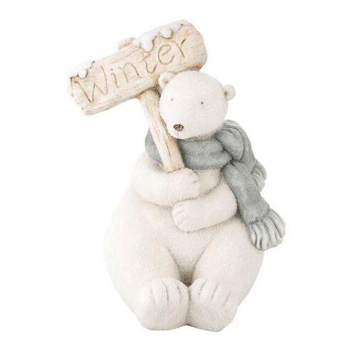 OTTO dierfiguur »Eisbär«  - 49.99 - wit