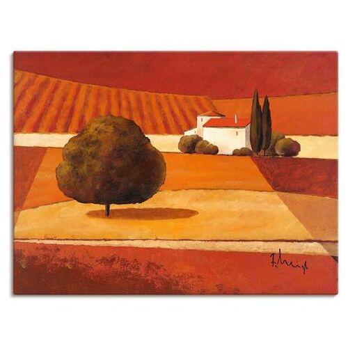 Artland artprint »Mediterrane Kornfelder III«  - 189.99 - rood