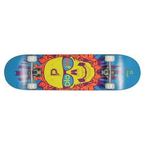 Playlife skateboard Skullhead  - 38.98 - zwart