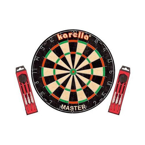 Karella Master-dartbord, Karella  - 64.99 - multicolor