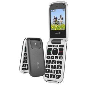 Doro gsm »PhoneEasy 613, grafiet/wit«  - 81.54 - zwart