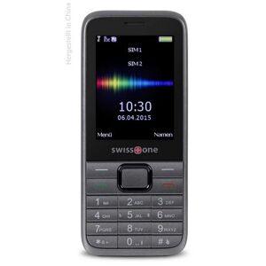 SWISSTONE mobiele telefoon »SC 560«  - 40.94 - grijs