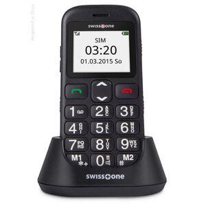 SWISSTONE mobiele telefoon »BBM 320c«  - 31.75 - zwart