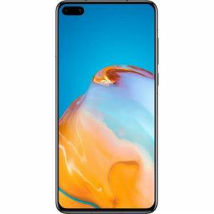 Huawei »P40« smartphone  - 729.61 - zwart