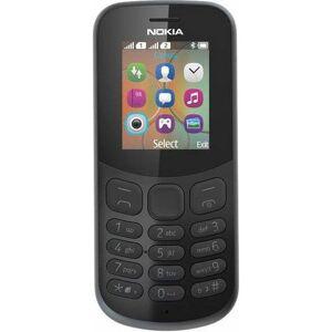 Nokia 130 DualSIM-gsm (4,6 cm / 1,8 inch)  - 38.32 - zwart