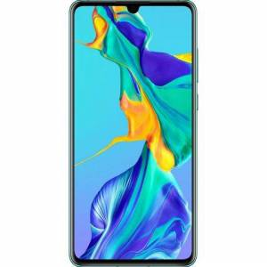 Huawei P30 smartphone (15,49 cm / 6,1 inch, 128 GB)  - 494.05 - blauw