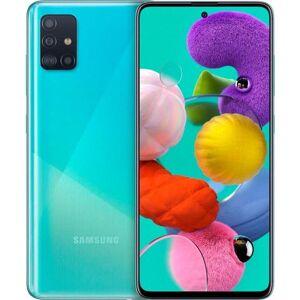Samsung smartphone Galaxy A51  - 339.00 - blauw