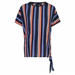 SUPERMOM T-shirt »Blue stripe«