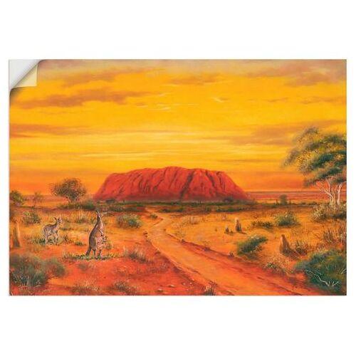 Artland artprint »Australisches Tal«  - 42.99 - bruin
