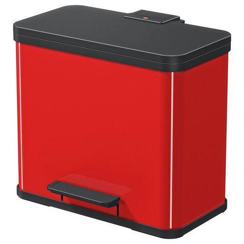 Hailo »Öko Duo Plus L« vuilnisemmer  - 79.99 - rood