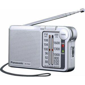 Panasonic radio RF-P150DEG automatische frequentieregeling (afc)  - 20.77 - zilver
