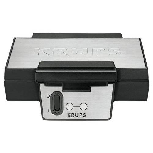 Krups wafelijzer FDK251, 850 W  - 53.90 - zilver