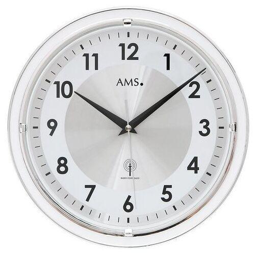 AMS radiografische wandklok, »F5945«  - 69.00 - wit