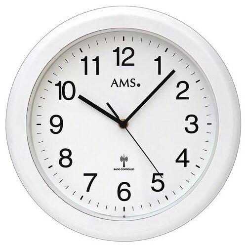 AMS radiografische wandklok »F5957«  - 39.00 - wit