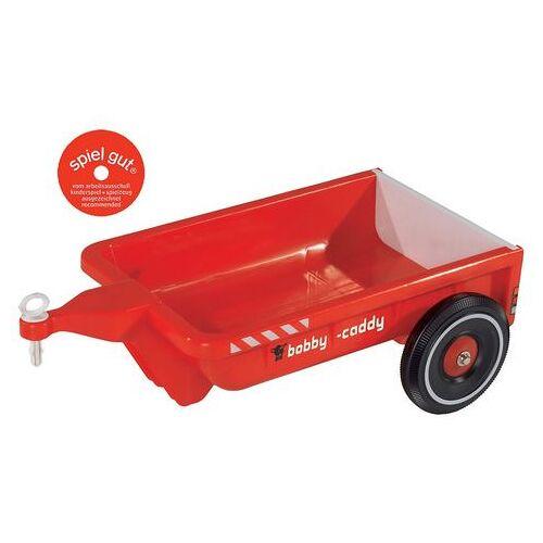 BIG kindervoertuig-aanhanger BIG-Bobby-Caddy, rood made in germany  - 24.99 - rood