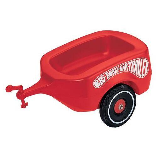 BIG kindervoertuig-aanhanger BIG-Bobby-Car-trailer Made in Germany  - 29.99 - rood