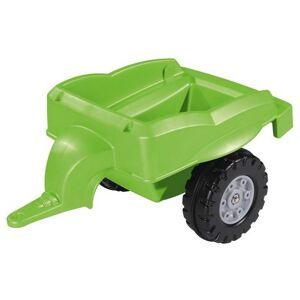BIG aanhanger, »BIG tractor-trailer, groen«  - 29.99 - groen