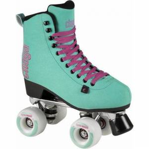 Chaya rollerskates, dames, turquoise, »Melrose Deluxe Turquoise«  - 97.47 - groen - Size: 36;37;38;39;40;41;42