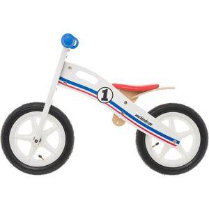 "Bikestar loopfiets ""Holz"", 12 inch  - 66.28 - wit"