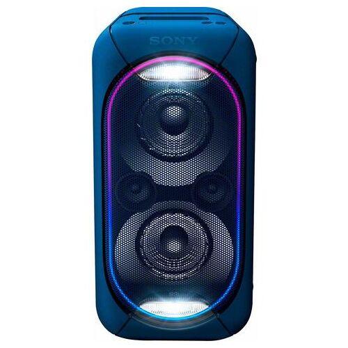 Sony GTK-XB60 compact krachtig one box-geluidssysteem  - 245.05 - blauw