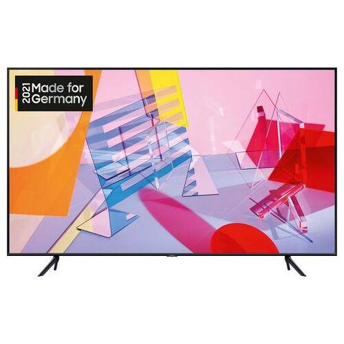 Samsung 50Q60T QLED-televisie (125 cm / (50 Inch), 4K Ultra HD, Smart-TV  - 699.99 - zwart