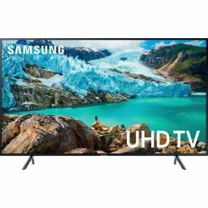 Samsung UE55RU7179 led-tv (138 cm / 55 inch), 4K Ultra HD, Smart-TV  - 559.00 - zwart
