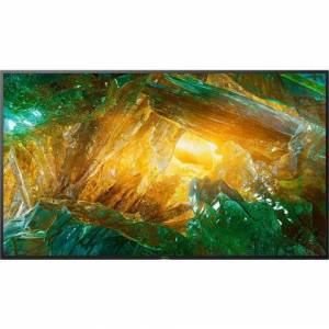 Sony KD75XH8096 Bravia LCD-LED televisie (189 cm / (75 Inch), 4K Ultra HD, Android TV  - 1995.05 - zwart