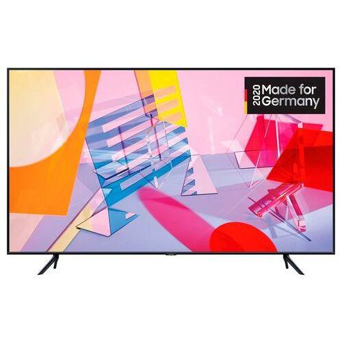 Samsung 50Q60T QLED-televisie (125 cm / (50 Inch), 4K Ultra HD, Smart-TV  - 769.99 - zwart