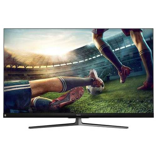 Hisense 55U8QF LED-televisie (139 cm / (55 Inch), 4K Ultra HD, Smart-TV  - 899.00 - zwart