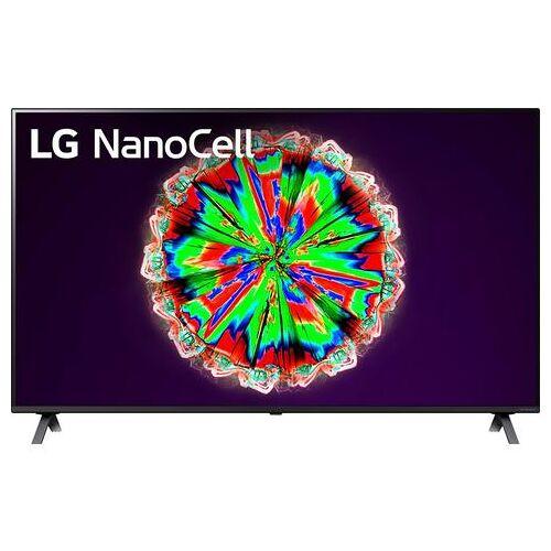 LG 49NANO806NA LED-televisie (123 cm / (49 Inch), 4K Ultra HD, Smart-TV  - 602.94 - zwart