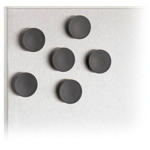 BLOMUS magneet Set van 6 magneten -MURO-  - 7.95 - zwart