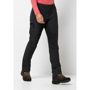JACK WOLFSKIN softshell-broek »CHILLY TRACK XT PANTS WOMEN«  - 97.43 - zwart - Size: 40;42;44;72;80;84;88;92