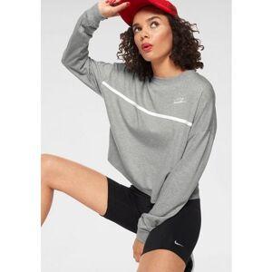 Nike Sportswear sweatshirt »W NSW CREW JERSEY«  - 37.99 - grijs - Size: Large