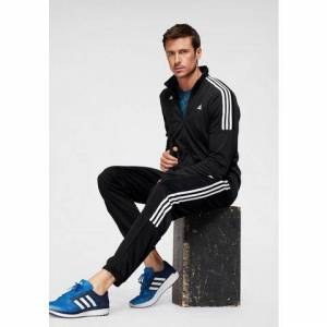 adidas Performance trainingspak »TRACKSUIT TEAM SPORTS«  - 68.23 - zwart - Size: Small