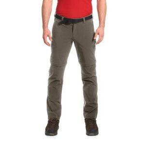 Maier Sports NU 20% KORTING: Maier Sports functionele broek »Torid slim zip«  - 99.95 - beige - Size: 46;48;50;52;54;56;58;62;64