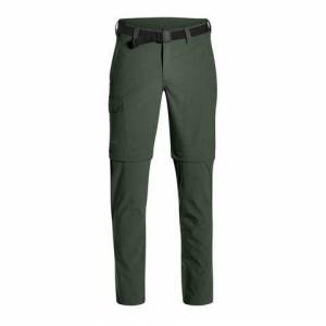 Maier Sports NU 20% KORTING: Maier Sports functionele broek »Torid slim zip«  - 99.95 - groen - Size: 24;25;26;27;28;29