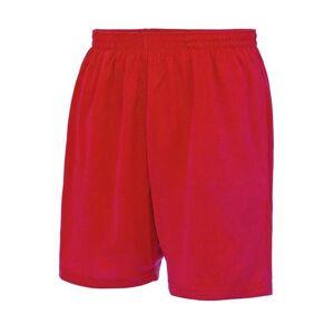 AWDIS short »Herren Sport- / Sporthose«  - 16.30 - rood - Size: Large