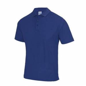 AWDIS poloshirt »Cool Herren Sport Performance- / Polo-Shirt, kurzärmlig«  - 21.49 - blauw - Size: Small