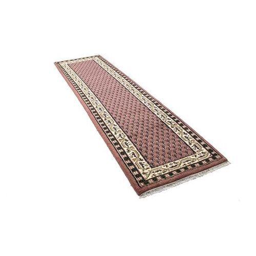 morgenland wollen kleed Mir Teppich Mino  - 422.99 - roze - Size: 80 cm x 300 cm x 8 mm
