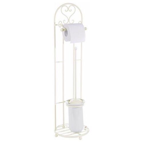 Ambiente Haus toiletrolhouder Antiek antiek-wit  - 59.99 - wit