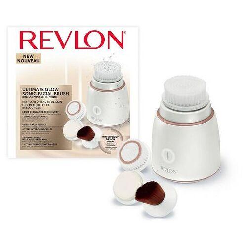 Revlon elektrische gezichtsreinigingsborstel Ultimate Glow - RVSP3538UKE  - 59.99 - wit