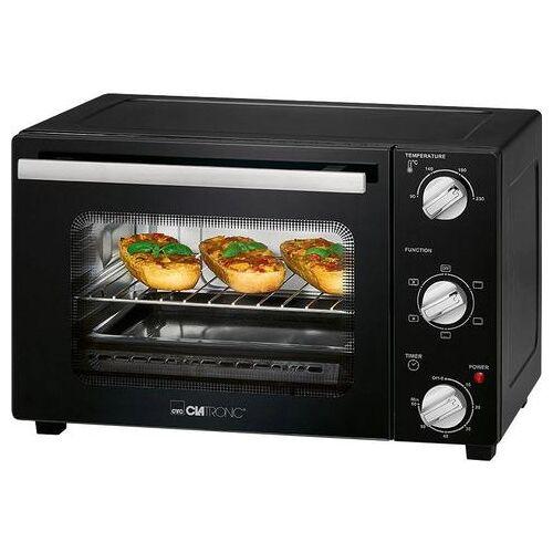 CLATRONIC mini-oven MBG 3726  - 86.31 - zwart