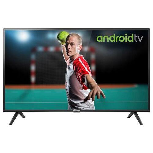 "TCL LED-TV 32ES561X1, 80 cm / 32 "", HD ready, Smart-TV, Android TV, Google Assistent  - 239.99 - zwart"